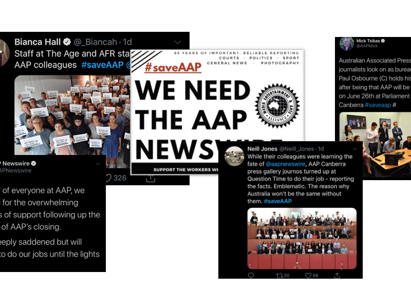 Telum Talks To... Agency leads about the impact of AAP's closure on communications