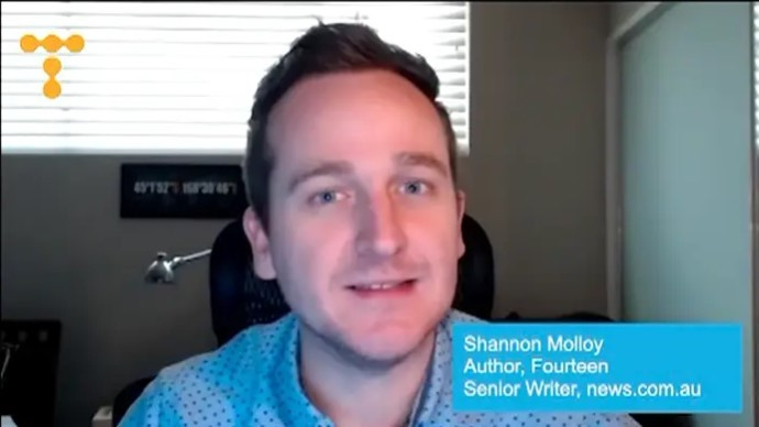 Telum Talks To... Shannon Molloy, Author of Fourteen and Senior Writer at news.com.au