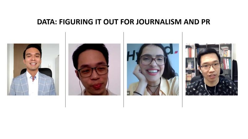 Telum Media Webinar: Data: Figuring it out for journalism and PR