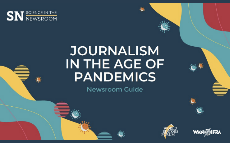 The World Editors Forum launches Newsroom Guide: Journalism in the Age of Pandemics