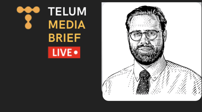 Tune in to the Telum Media Brief (Live): Aleks Vickovich, Wealth Editor, The Australian Financial Review