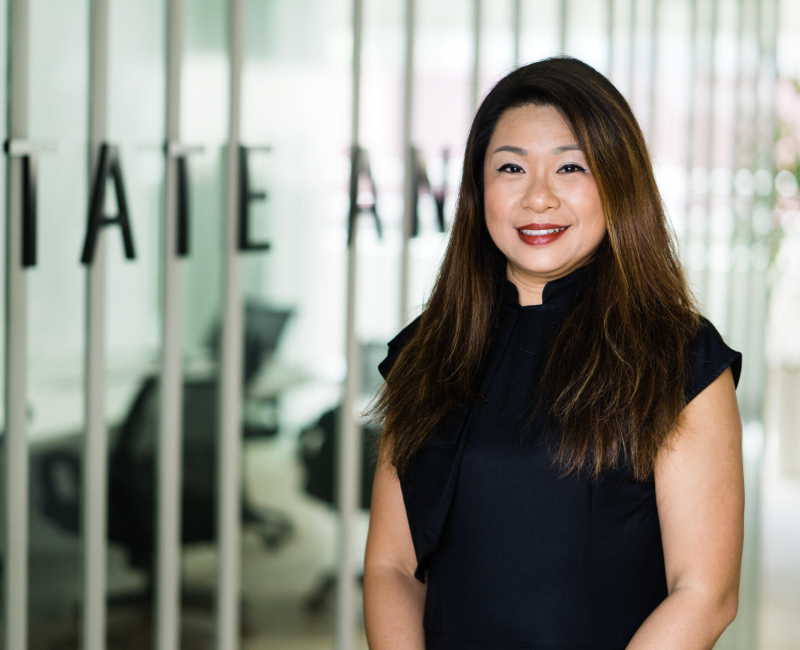 Tate Anzur appoints Eileen A. Chua as Director