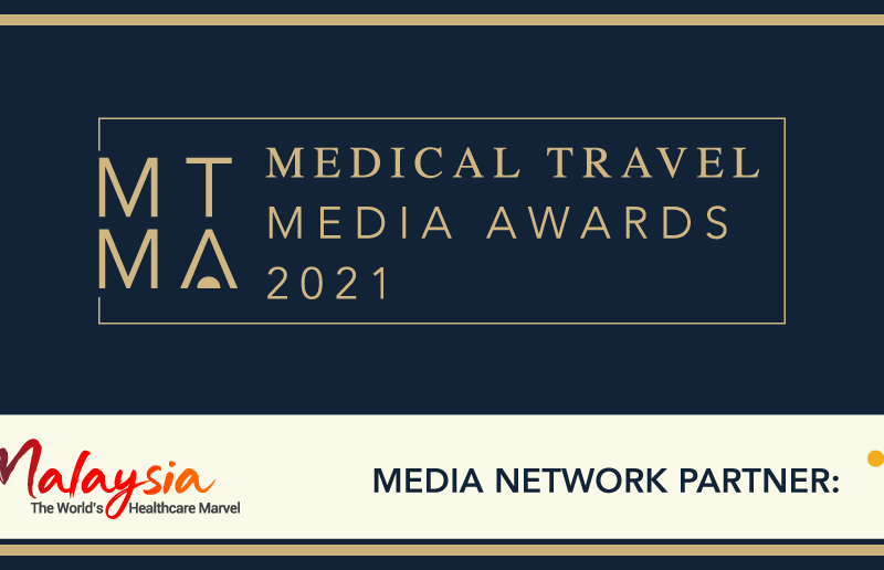 Submission for Medical Travel Media Awards (MTMA) 2021 is now open