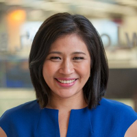 Rosalind Chin starts a new role at Bloomberg