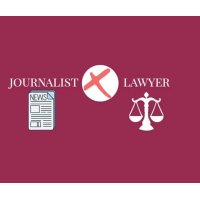 Journalist X Lawyer is live