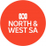ABC North and West logo
